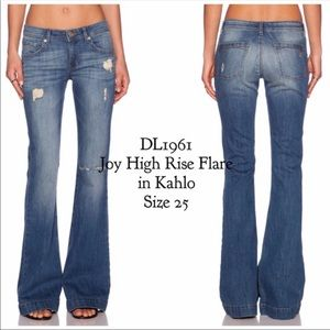 DL1961 Joy High Rise Flair